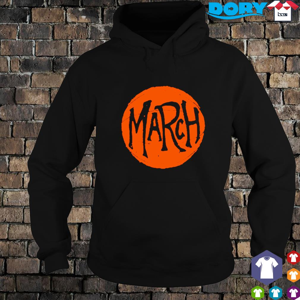 The Basketball Tournament march s hoodie