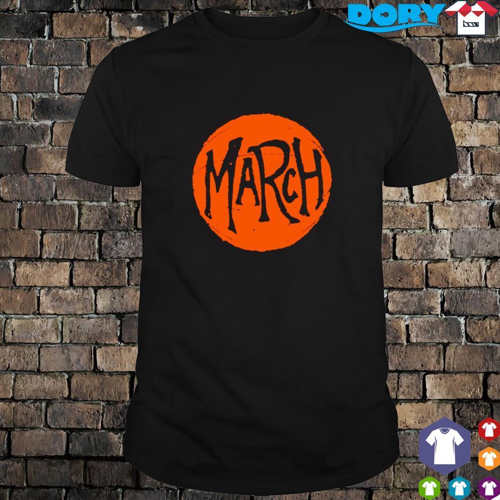 The Basketball Tournament march shirt
