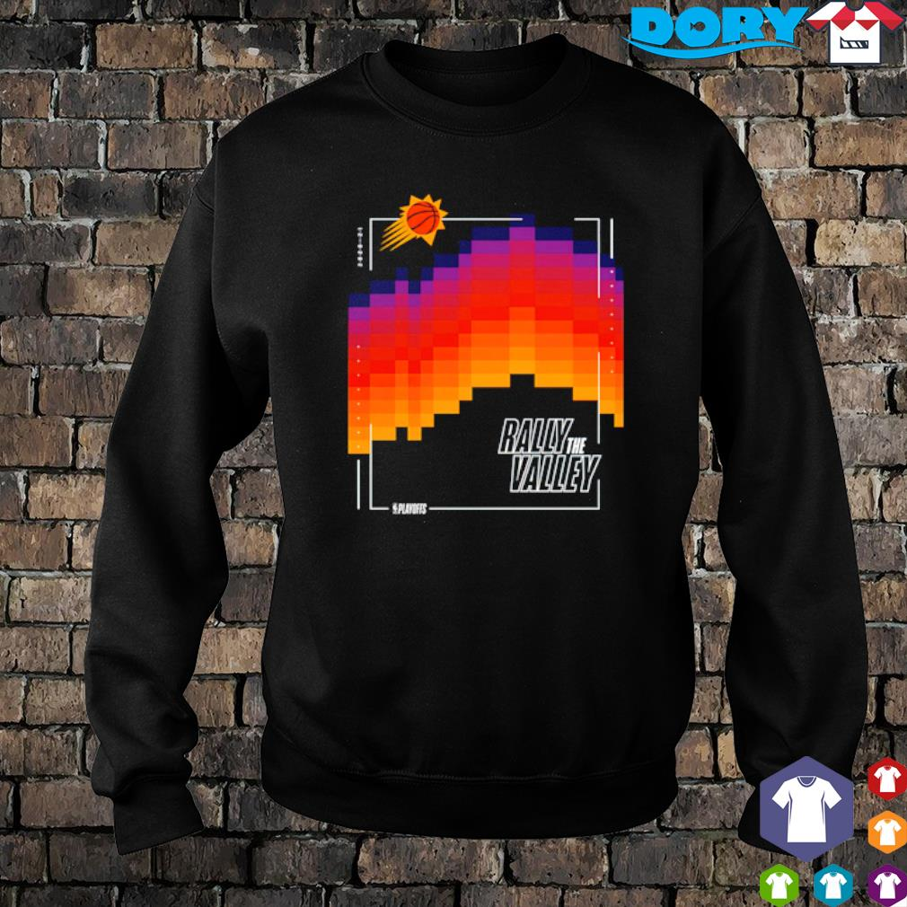 Phoenix Suns 2021 NBA Playoffs Rally The Valley s sweater