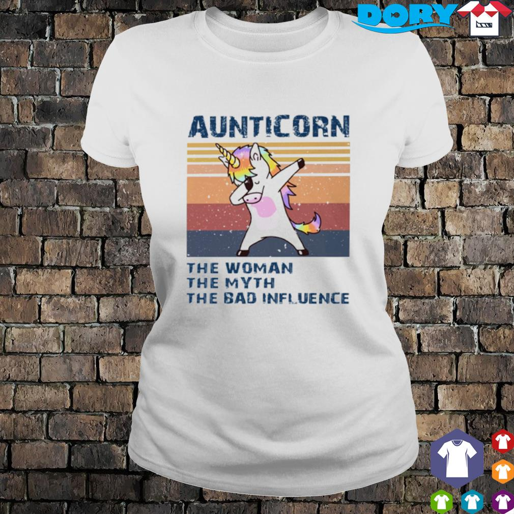 Aunticorn dabbing the woman the myth the bad influence vintage s 2