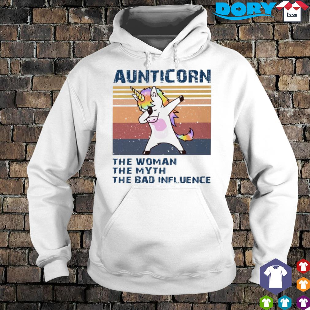 Aunticorn dabbing the woman the myth the bad influence vintage s 3