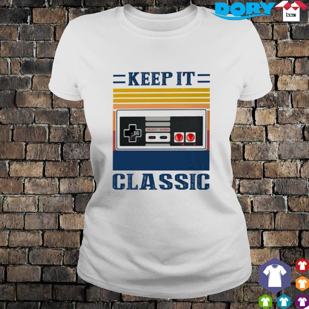 Cassette keep it classic vintage s 2