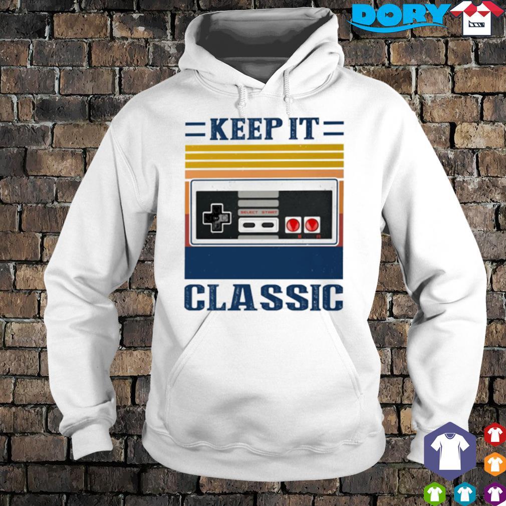 Cassette keep it classic vintage s 3