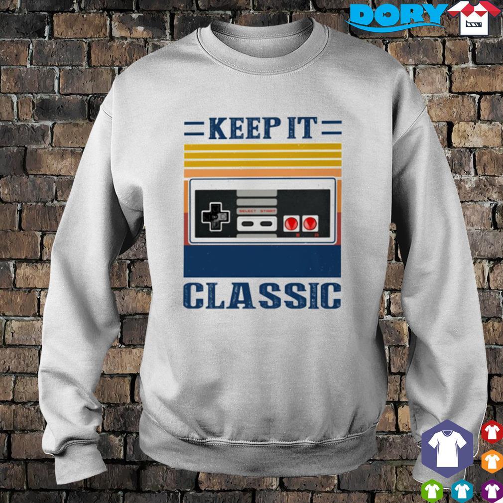 Cassette keep it classic vintage s 4