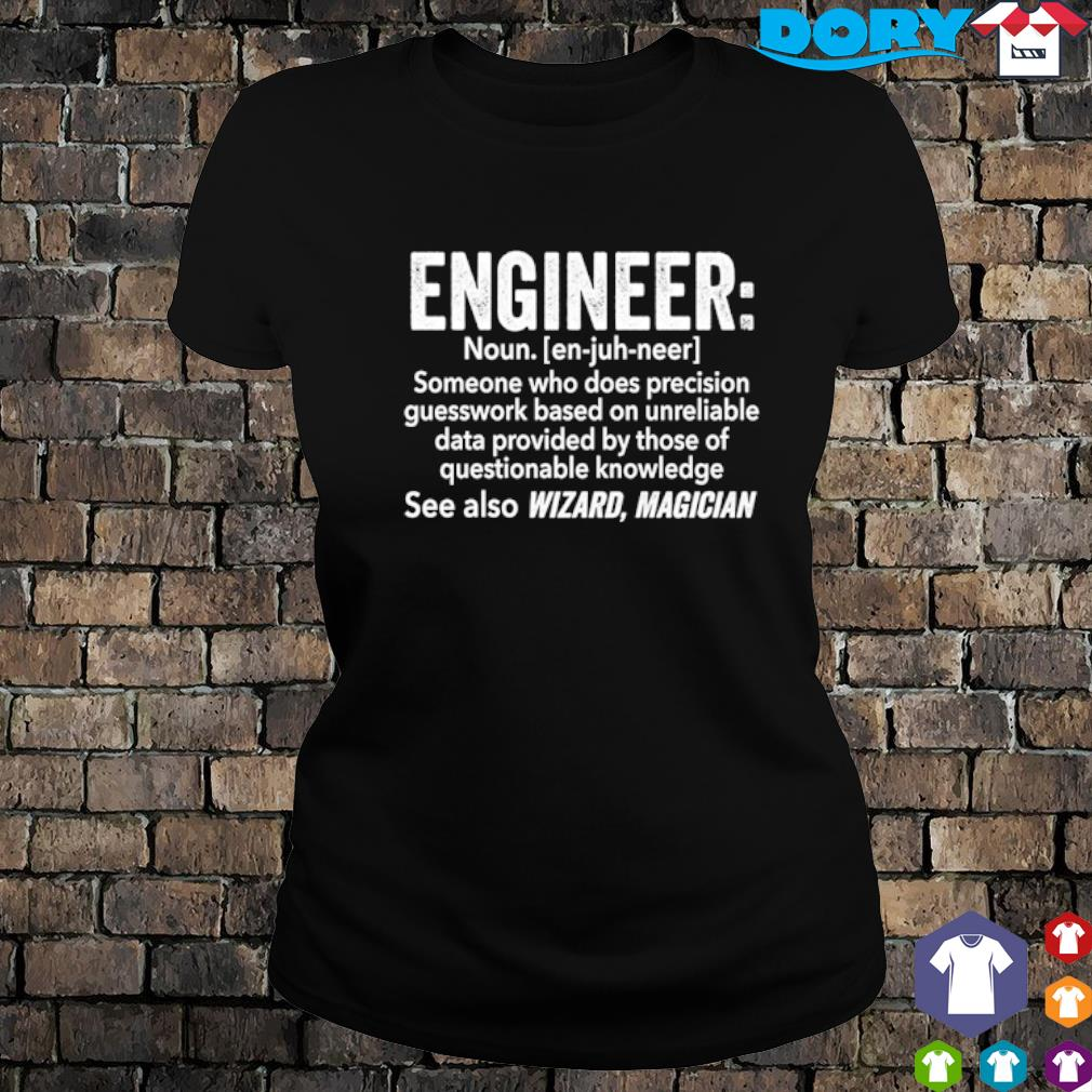 Engineer definition meaning s 6
