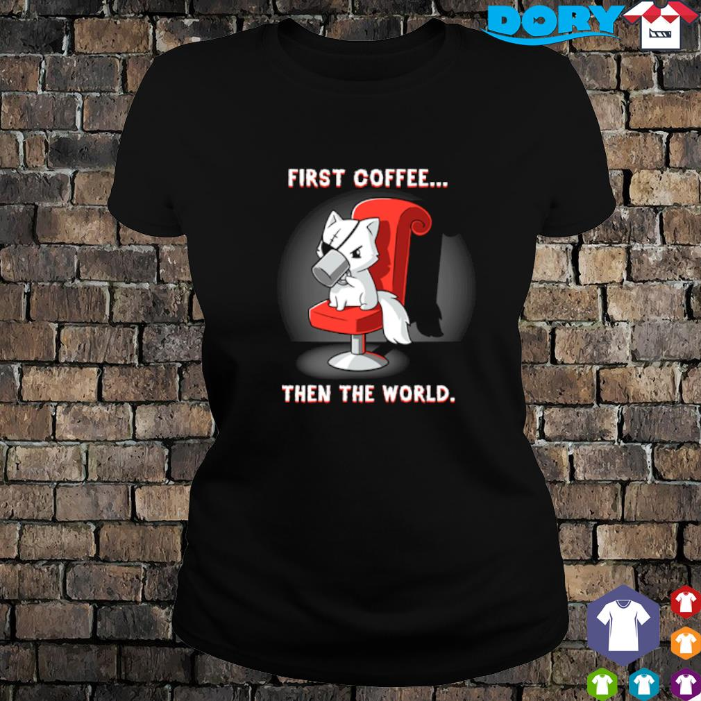 Fox first coffee then the world s 6