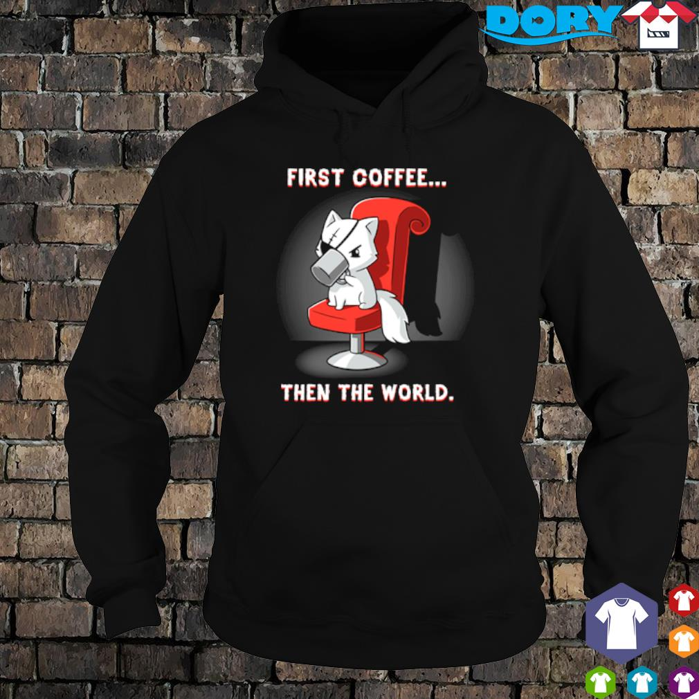 Fox first coffee then the world s 7
