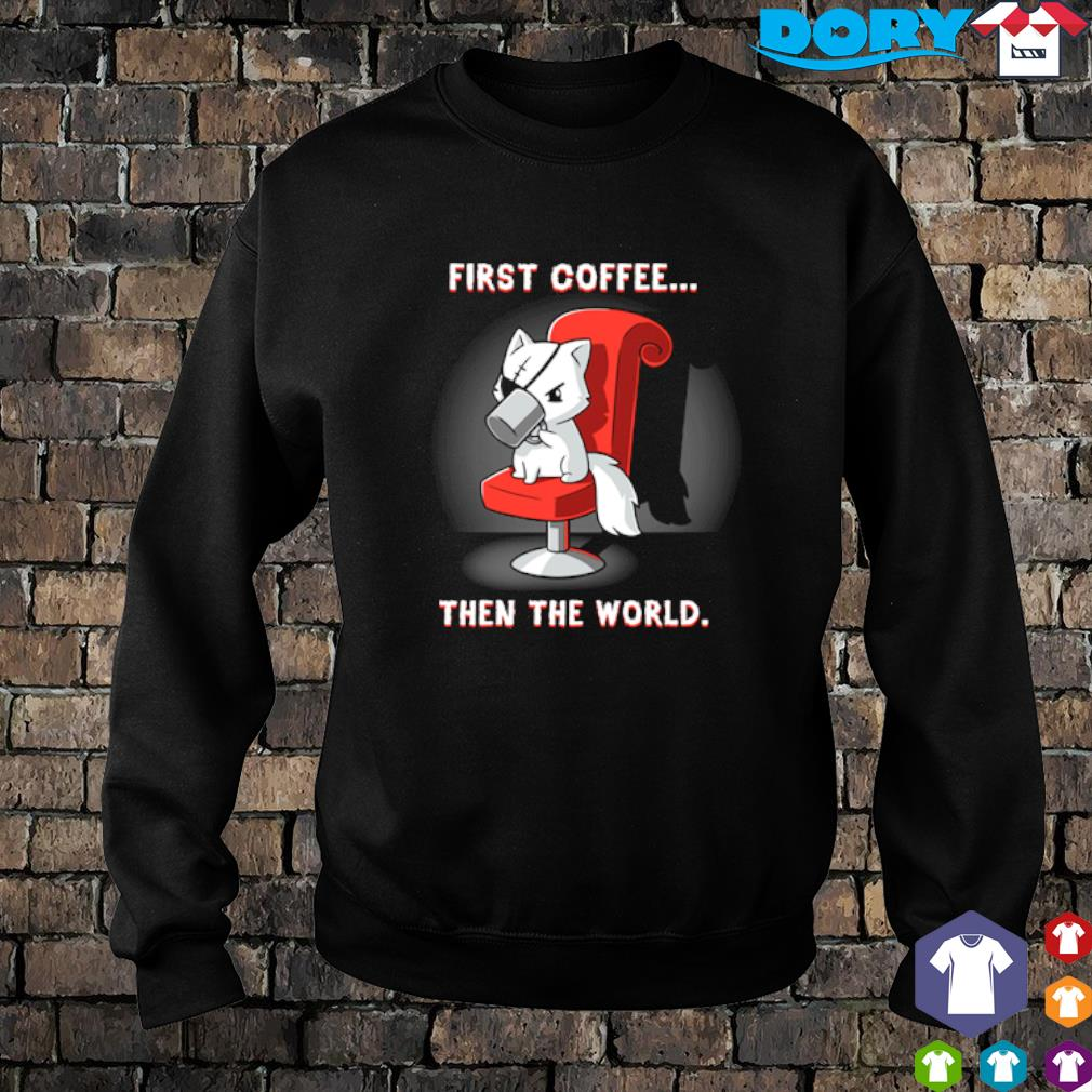 Fox first coffee then the world s 9