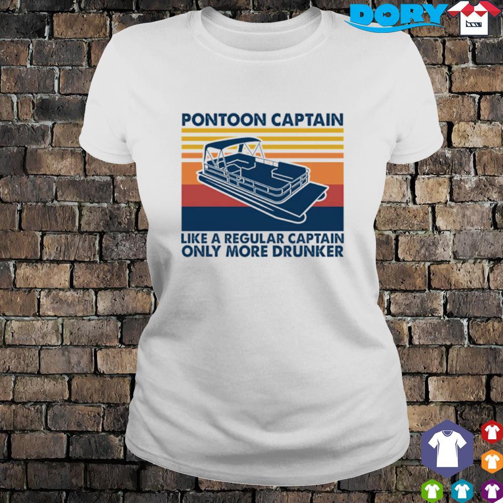 Pontoon Captain like a regular captain only more drunker vintage s 2