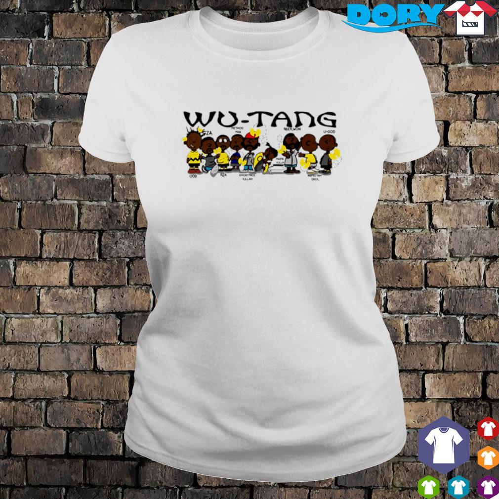Wu-Tang clan members s 2