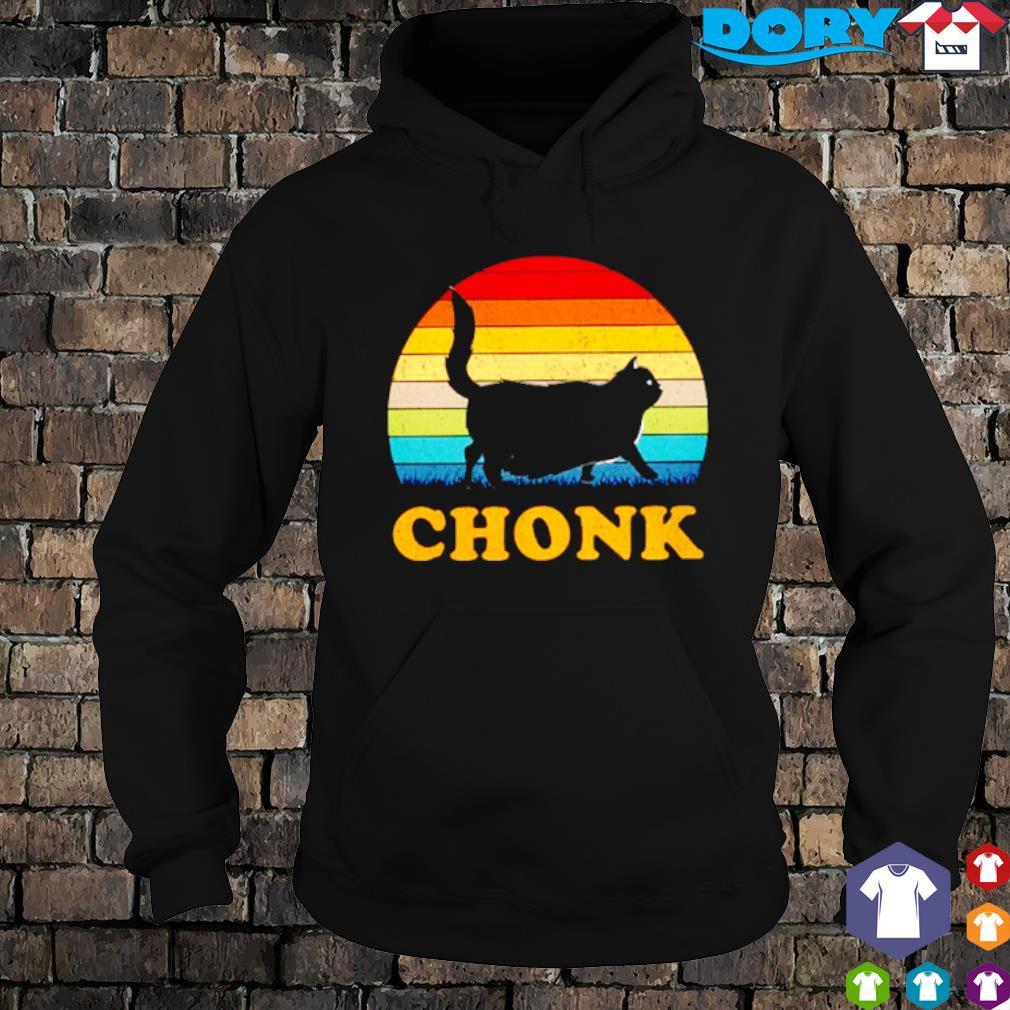 Chonk Cat vintage s hoodie
