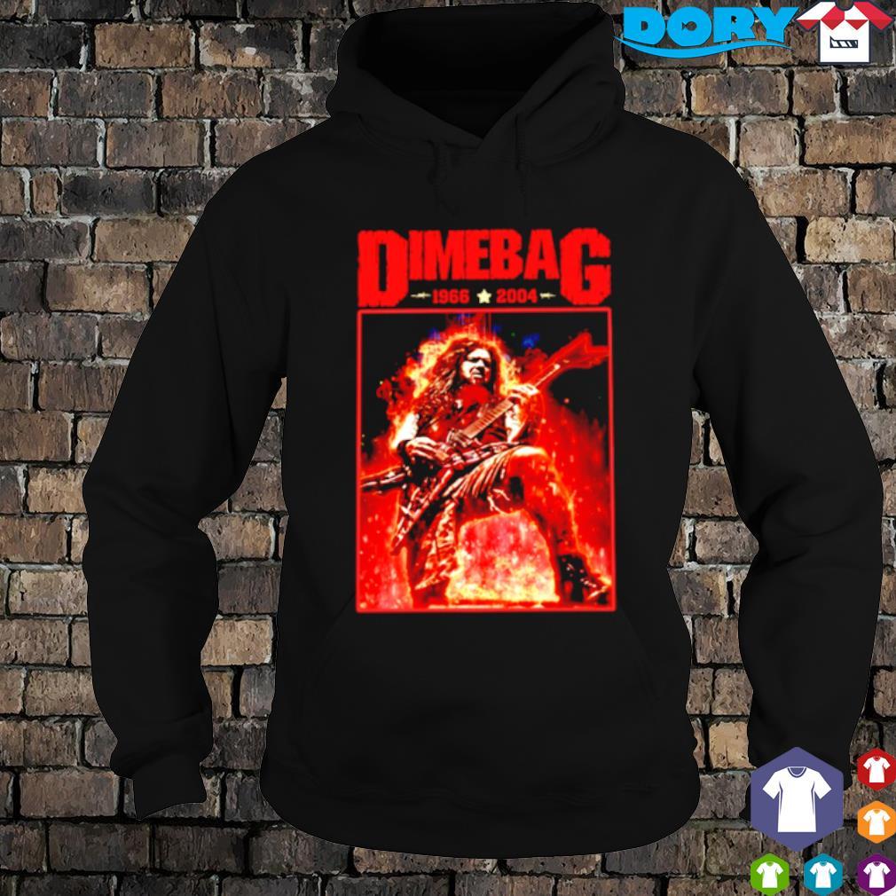 Dimebag 1966 2004 s hoodie