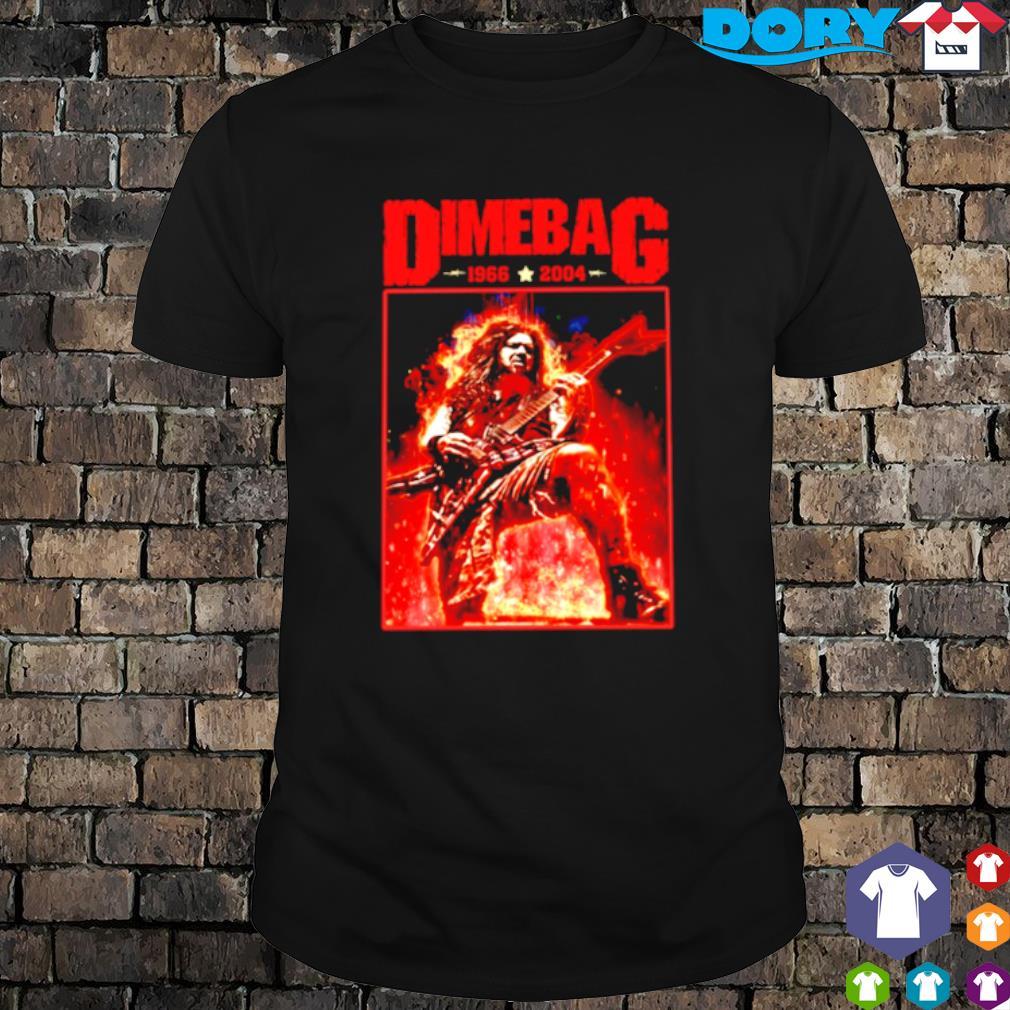 Dimebag 1966 2004 shirt