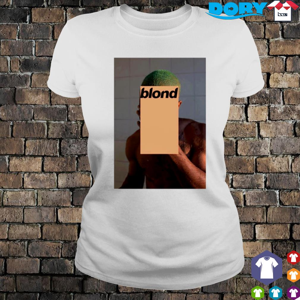 Frank Ocean blonde s ladies tee