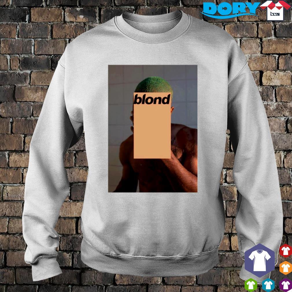Frank Ocean blonde s sweater