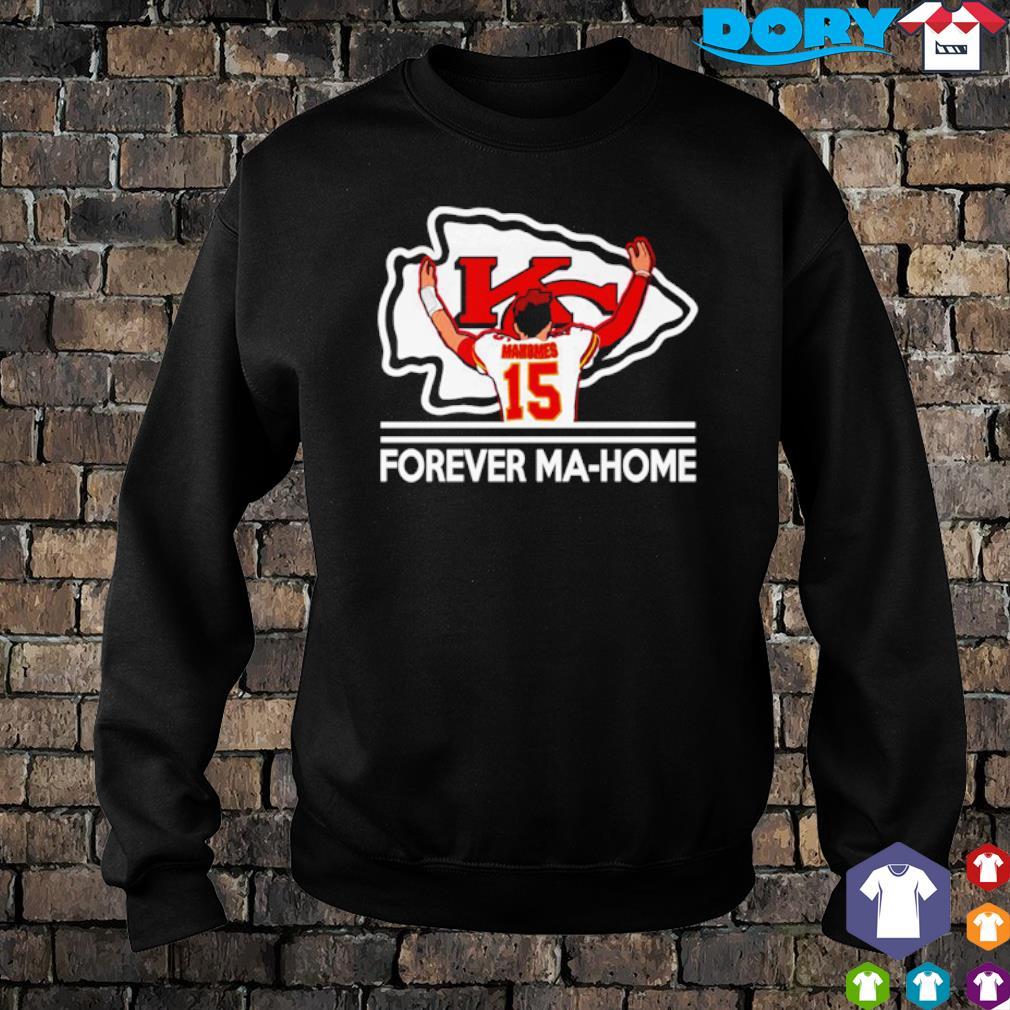 Kansas City Chiefs Mahomes forever Home s sweater