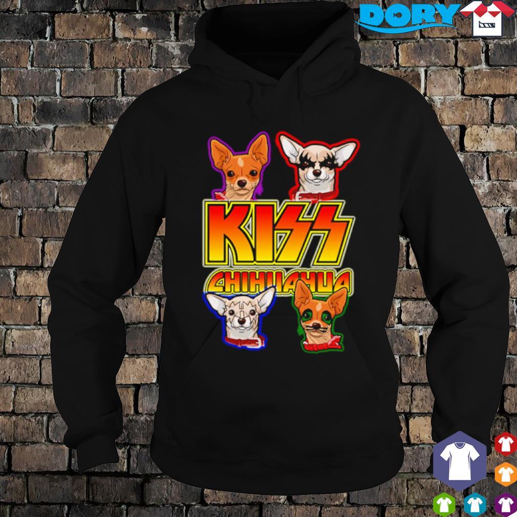 Kiss band Chihuahua s hoodie