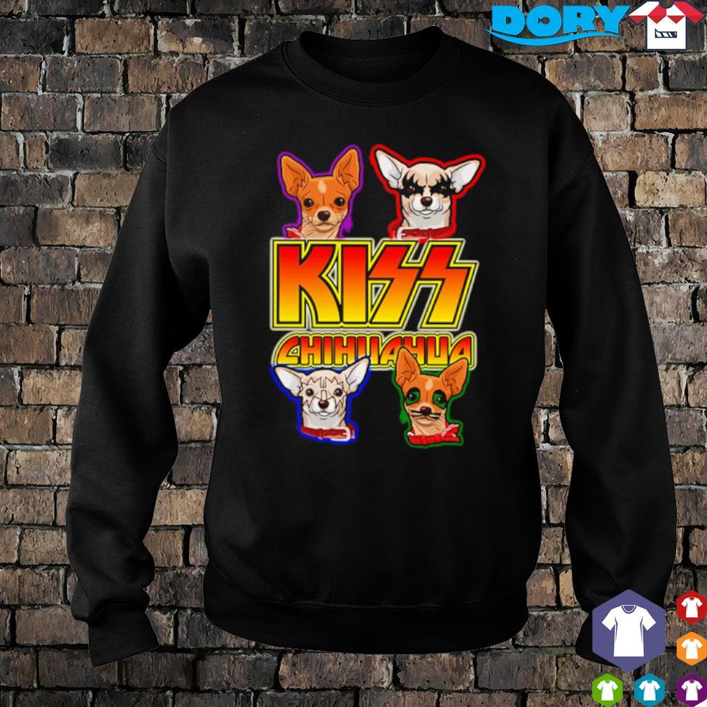 Kiss band Chihuahua s sweater