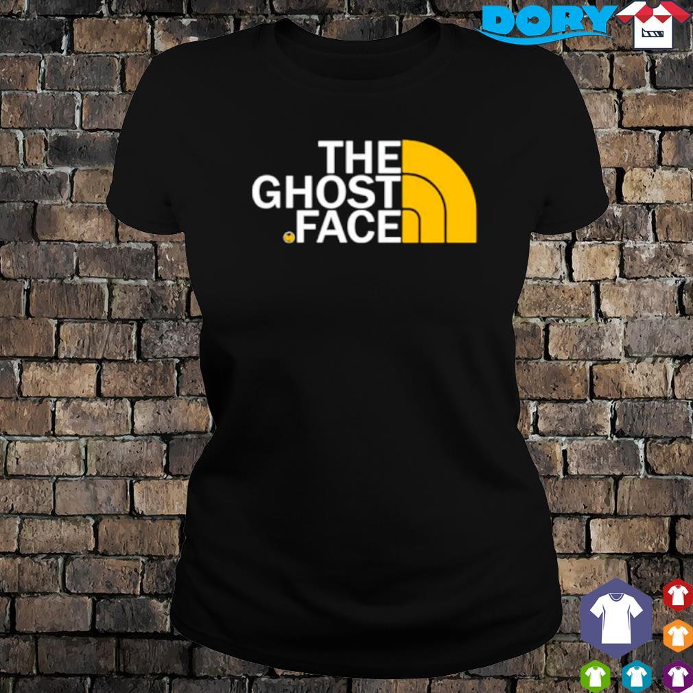 Wu Tang Clan The Ghost Face s ladies tee