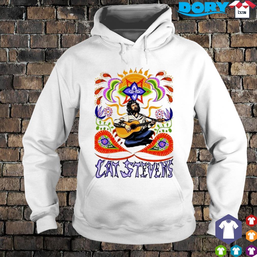 Cat Stevens hippie s hoodie