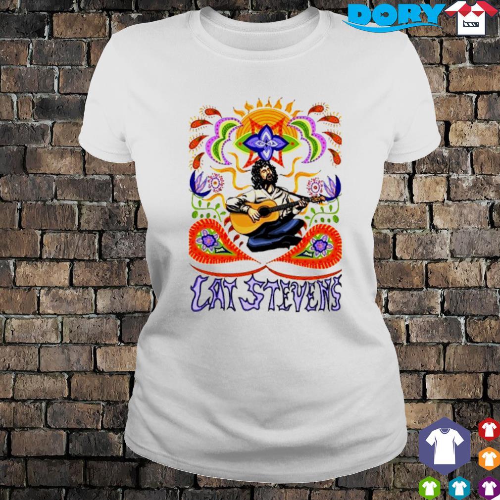 Cat Stevens hippie s ladies tee