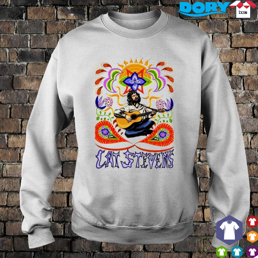 Cat Stevens hippie s sweater