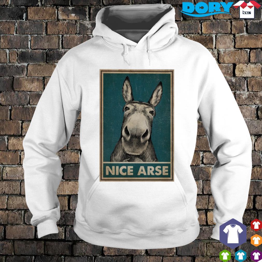 Donkey Nice Arse s hoodie