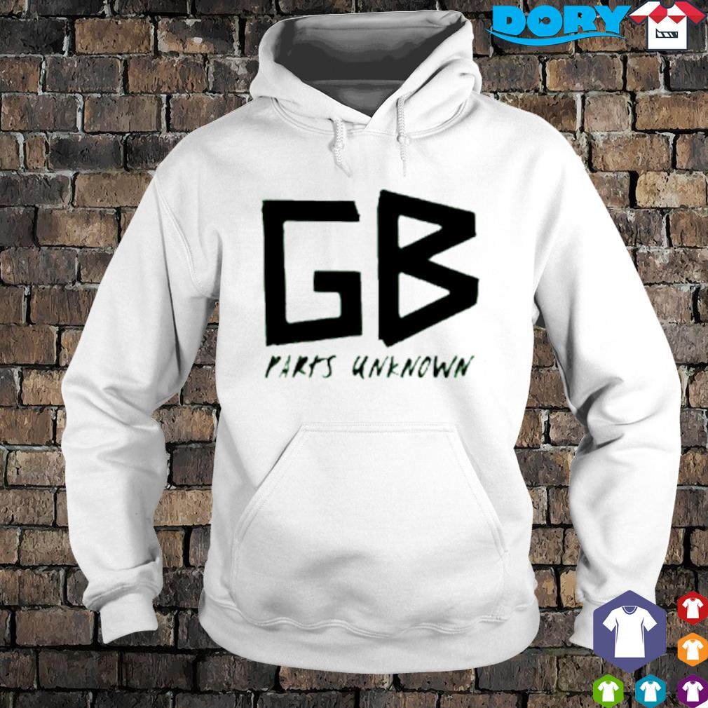 GB parts unknown s hoodie