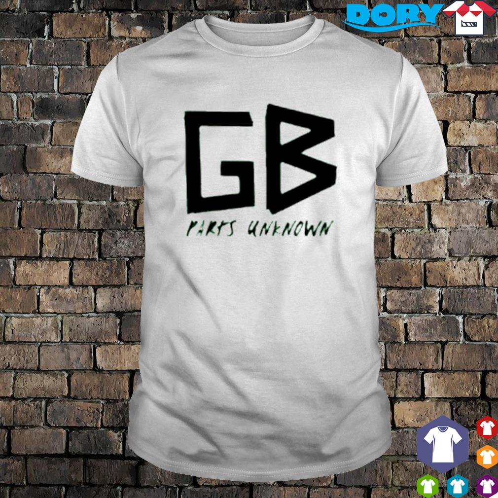 GB parts unknown shirt