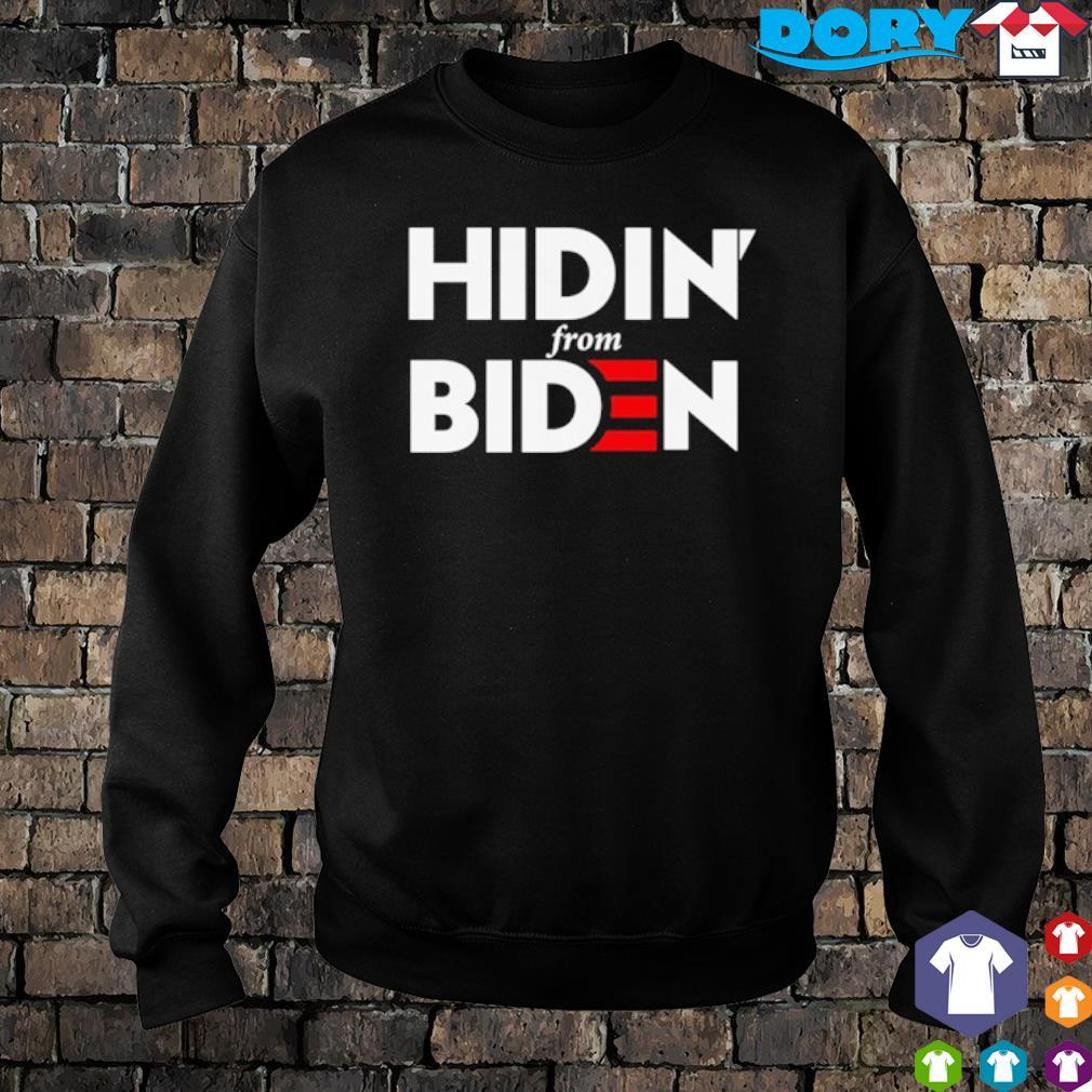 Hidin from Biden 2020 s sweater