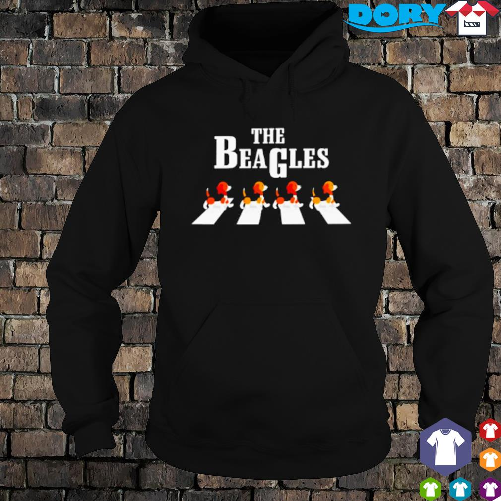 The Beagles Abbey Road s hoodie
