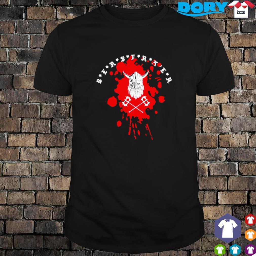 Viking berserker shirt
