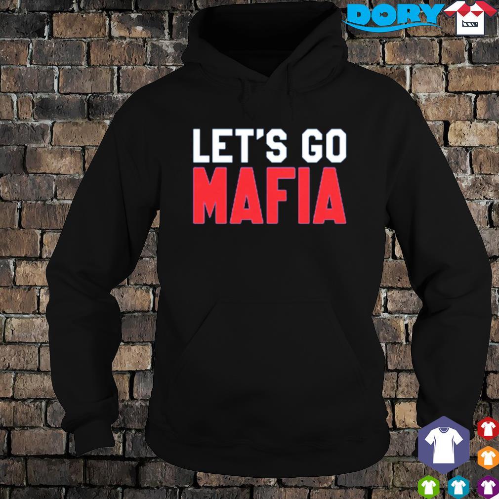 AFC East Buffalo Bills let's go mafia s hoodie