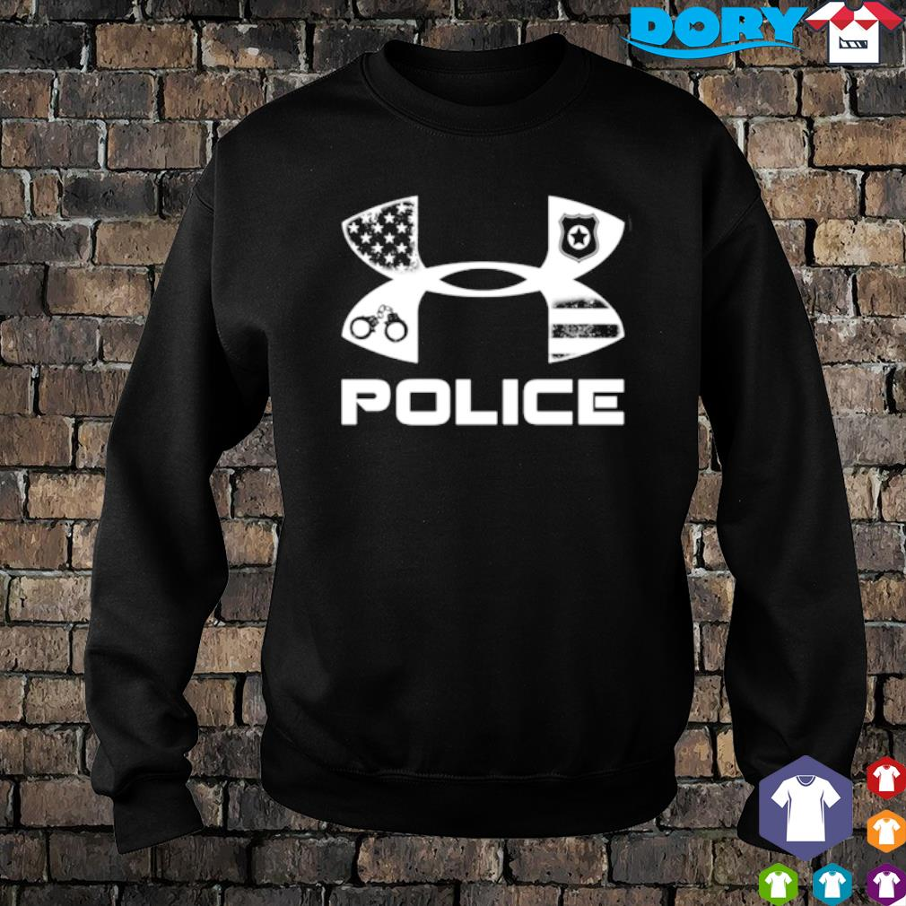 America Police Under Armour s sweater