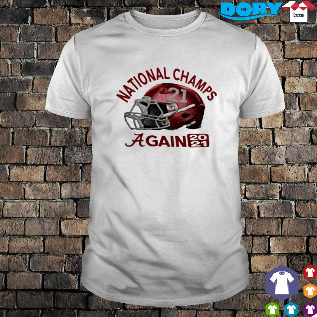 CFP national champs Alabama 18 time champions again 2021 shirt
