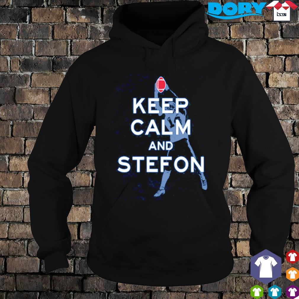 Keep calm and Stefon Diggs s hoodie